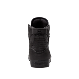 Mens Supra High Top Shoes SKYTOP Black/Black | AU-10600