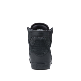 Mens Supra High Top Shoes SKYTOP Black/Dk Grey/black | AU-17471