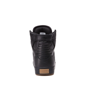 Mens Supra High Top Shoes SKYTOP CW Black/black/Gum | AU-61312