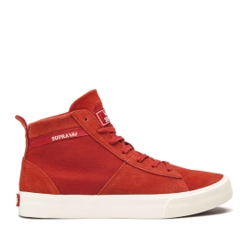 Mens Supra High Top Shoes STACKS MID Bossa Nova/bone | AU-98288