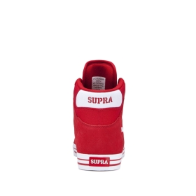 Mens Supra High Top Shoes VAIDER Formula One/white | AU-25651