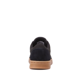 Mens Supra Low Top Shoes CHINO COURT Black/gum | AU-36665