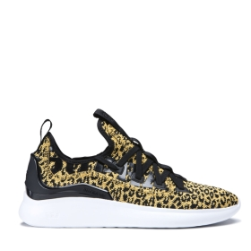 Mens Supra Low Top Shoes FACTOR Animal/white | AU-40096