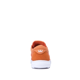 Mens Supra Low Top Shoes HAMMER RUN Blush/white | AU-64094