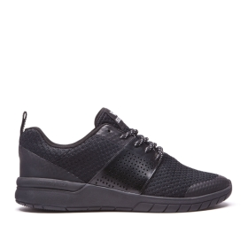 Mens Supra Low Top Shoes SCISSOR Black/black | AU-60170