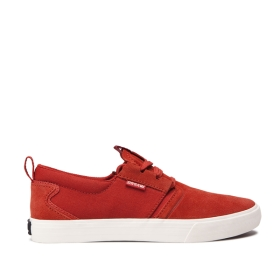 Mens Supra Skate Shoes FLOW Bossa Nova/Bone | AU-13097