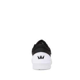 Mens Supra Skate Shoes SAINT White/Black/White | AU-15939