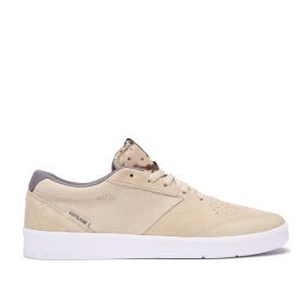 Mens Supra Skate Shoes SHIFTER Mojave/Camo/white | AU-87320