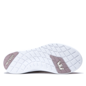 Mens Supra Trainers FACTOR Mauve/white | AU-29660
