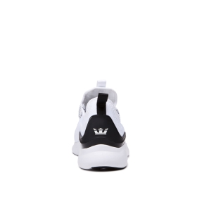 Mens Supra Trainers FACTOR White/Black/white | AU-87522
