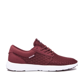 Mens Supra Trainers HAMMER RUN Andora/white | AU-23736