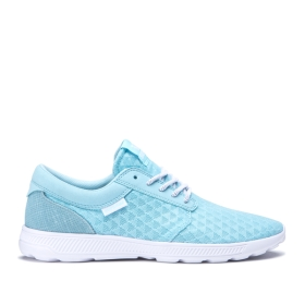 Mens Supra Trainers HAMMER RUN Topaz/white | AU-61054