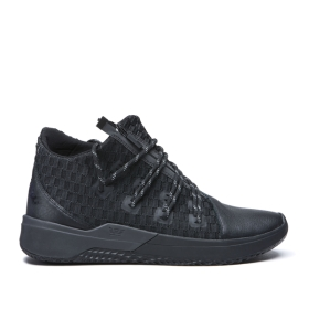 Mens Supra Trainers REASON Black/Black | AU-28026