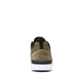 Mens Supra Trainers SCISSOR Olive/Black/white | AU-78047