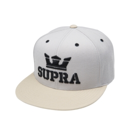 Supra ABOVE SNAP Hats Grey/Stone | AU-57673