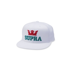 Supra ABOVE SNAP Hats Red/White/Tea | AU-66259