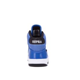 Womens Supra High Top Shoes VAIDER 2.0 Ocean/white | AU-63719
