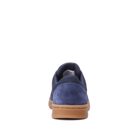 Womens Supra Low Top Shoes CHINO COURT Midnight/gum | AU-34252