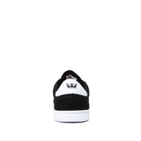 Womens Supra Low Top Shoes ELEVATE Black/white | AU-67517