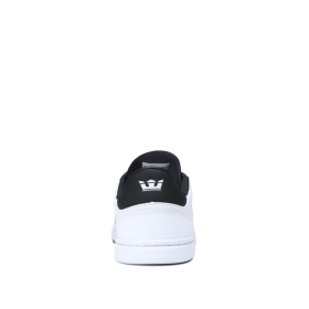 Womens Supra Low Top Shoes ELEVATE White/Black/white | AU-54603