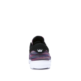 Womens Supra Low Top Shoes HAMMER RUN Multi/white | AU-60969
