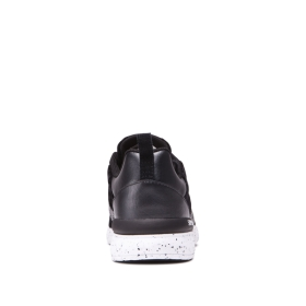 Womens Supra Low Top Shoes SCISSOR Black/White | AU-93212