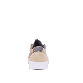Womens Supra Low Top Shoes SHIFTER Mojave/Camo/white | AU-13382