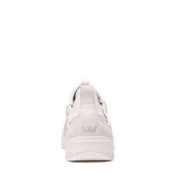 Womens Supra Low Top Shoes TITANIUM Off White/ Off White | AU-65443